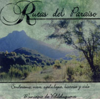Folleto Rutas del Paraiso